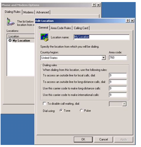 outlook3 How to cause a ShoreTel phone to dial from within Outlook