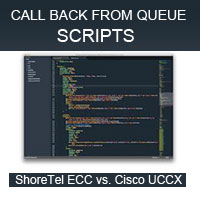 call back from queue scripts for shoretel and cisco | DrVoIP