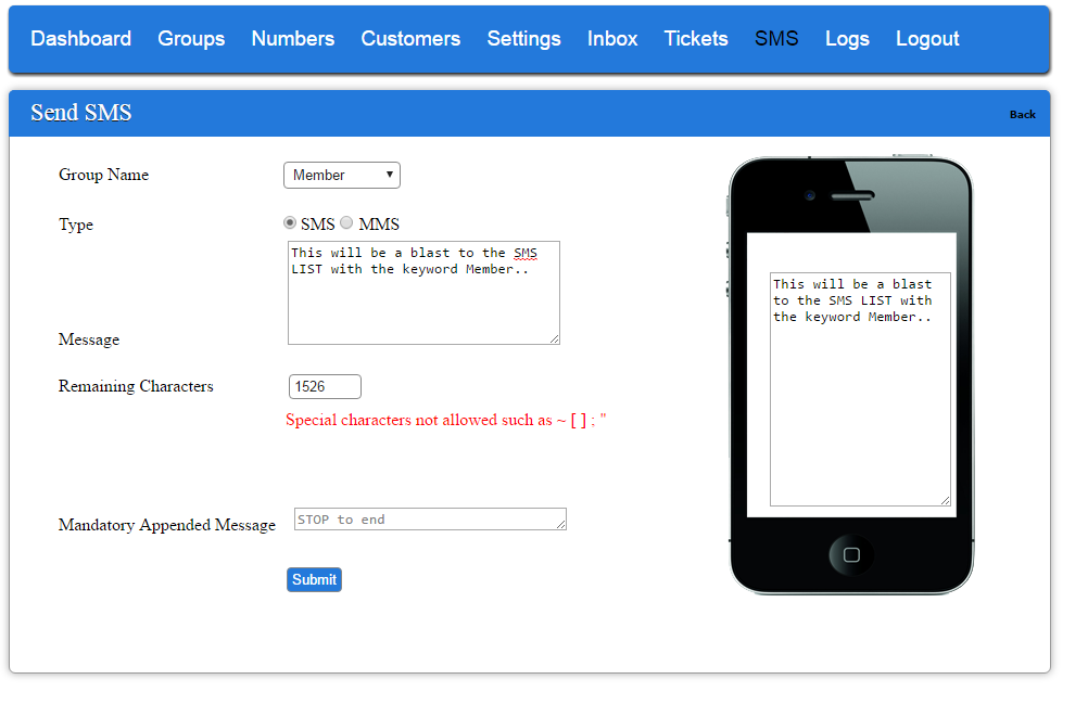 SMS1 TEXT-2-AGENT   Sending text and pictures to your call center?